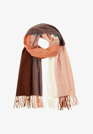Sjaal - rose brown