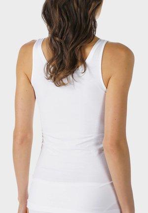 TOP SERIE ORGANIC - Undershirt - white