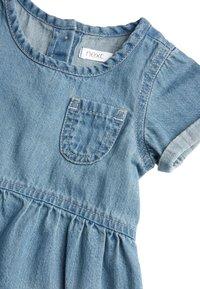 Next - DENIM POCKET DRESS (3MTHS-7YRS) - Sukienka letnia - blue - 2