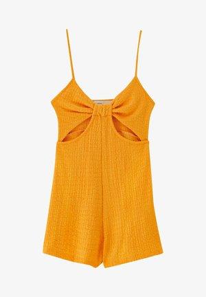 Jumpsuit - orange