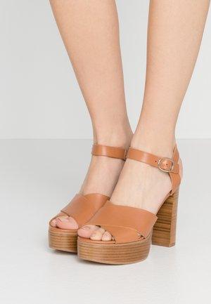 MITZY - Sandaletter - florida