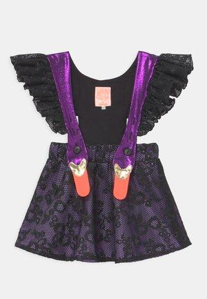 BIRD GIRL LIMITED  - Minirok - black/purple