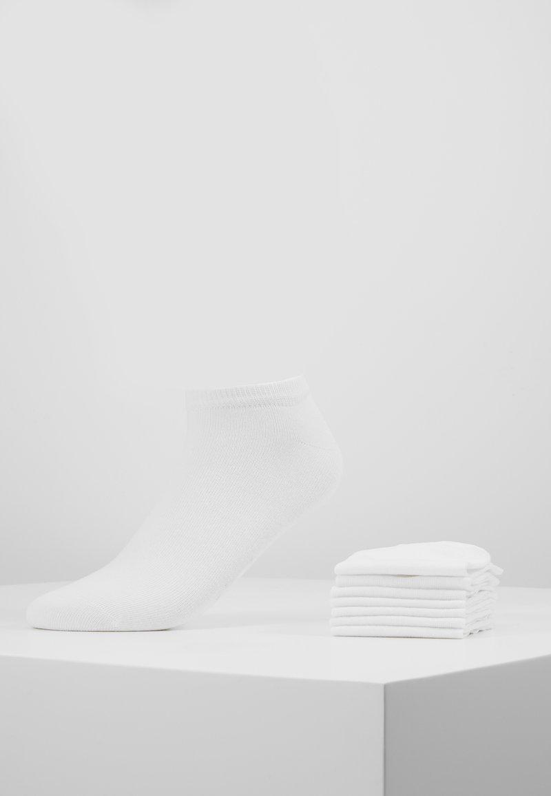 Pier One - 7 PACK - Socks - white