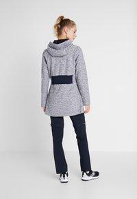 Icepeak - AURAY - Zip-up hoodie - dark blue - 2