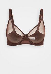 LUCKY BRA - Kaarituelliset rintaliivit - brown