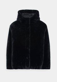 Samsøe Samsøe - SABAL JACKET  - Winter jacket - midnight navy - 0