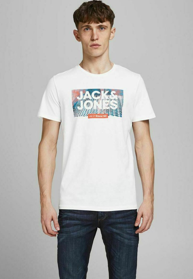 3 PACK - T-shirt con stampa - navy blazer