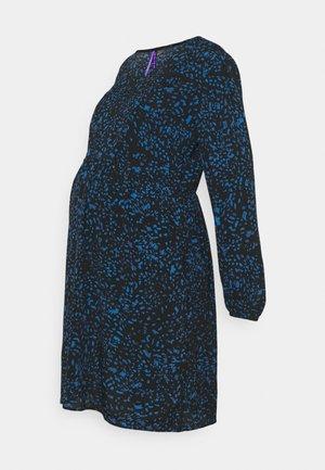 TRIXABELLE - Day dress - black/blue