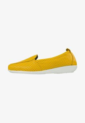 ADELA - Mocassins - gelb