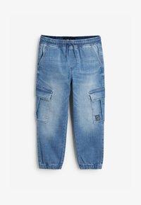 Next - Relaxed fit jeans - light-blue denim - 2