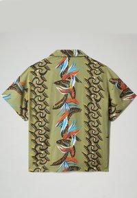 Napapijri - GELOR - Button-down blouse - multi flower - 4