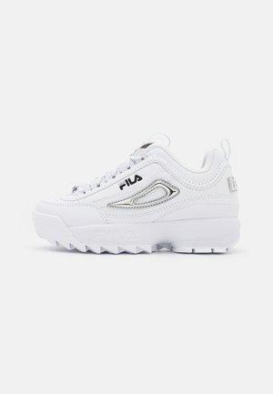 DISRUPTOR KIDS - Sneakers - white/silver