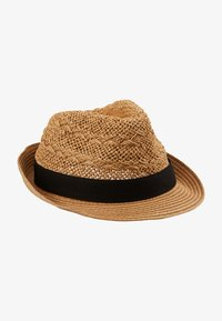 Burton Menswear London - TAN TRILBY - Hat - tan - 4