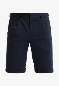 Pier One - Shorts - dark blue - 3