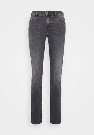 D-SANDY - Slim fit jeans - grey