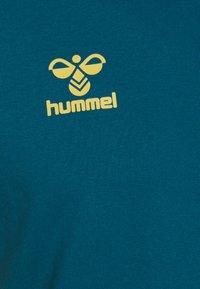 Hummel - CIMA XK  - Print T-shirt - blue coral - 2