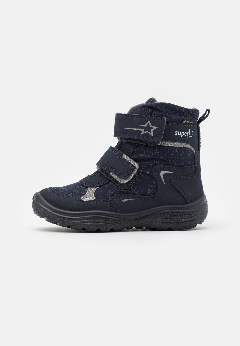 Superfit - CRYSTAL - Winter boots - blau