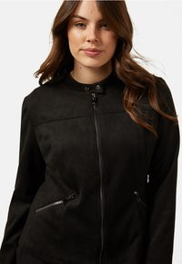 Elena Mirò - Faux leather jacket - black - 2
