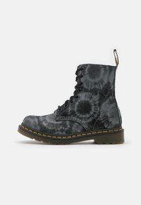 Dr. Martens - 1460 PASCAL - Lace-up ankle boots - black/charcoal grey - 1