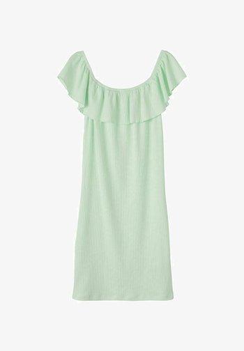 OFF-SHOULDER - Jersey dress - ambrosia