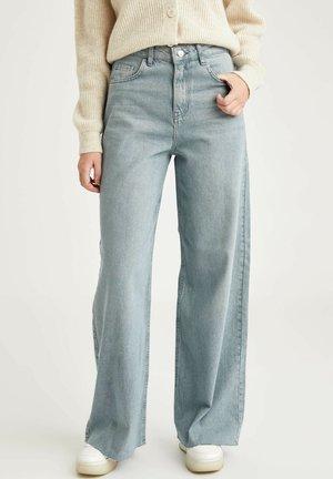 Jeans a zampa - grey