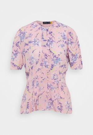 VINTAGE - Print T-shirt - lavendar