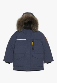 Name it - NMMMANSON JACKET CAMP - Winter jacket - dark sapphire - 0