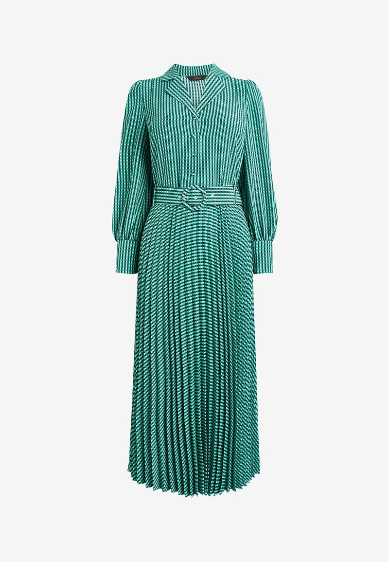 Next - BELTED PLEAT - Maxi dress - multi-coloured