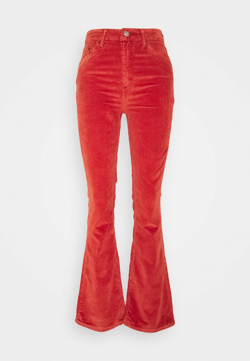 BDG Urban Outfitters - FLARE - Trousers - gingerbread