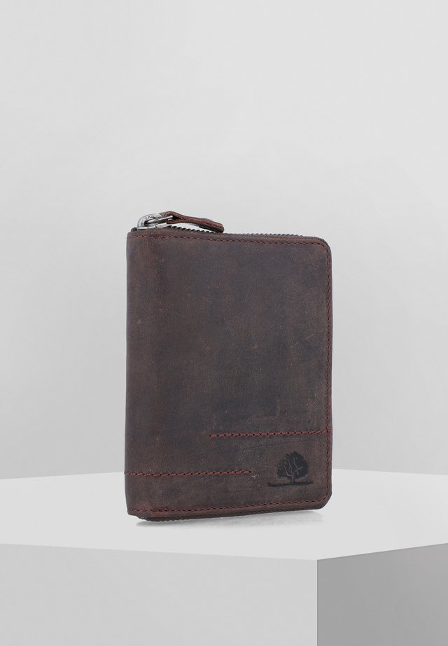 VINTAGE REVIVAL - Wallet - tobacco