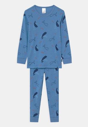 KIDS LANG - Pyjama set - blau