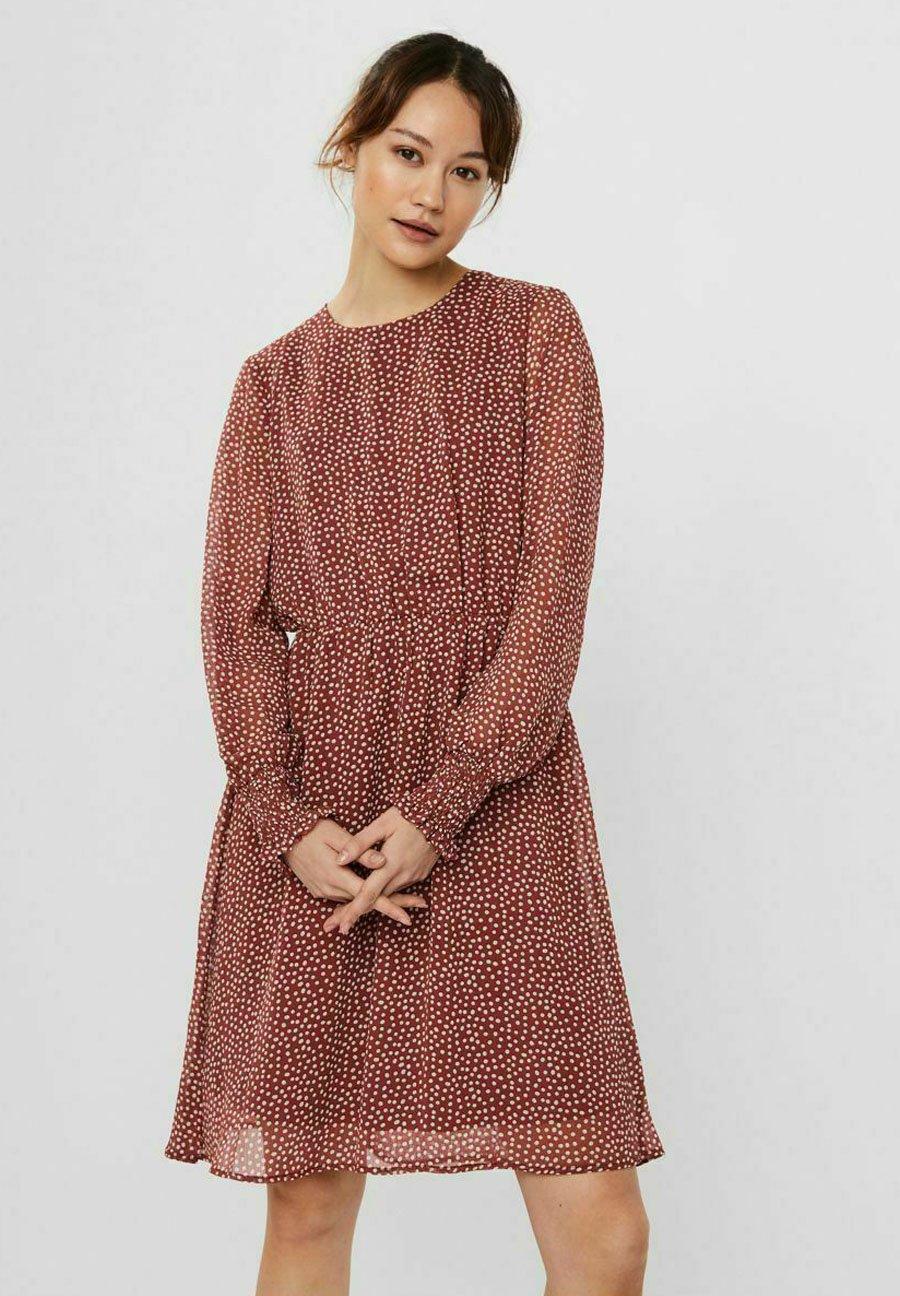 Damen VMSMILLA DRESS - Freizeitkleid