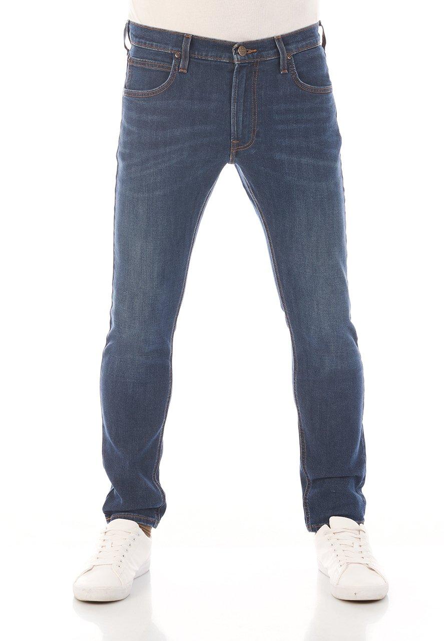 Herren Jeans Slim Fit - dark