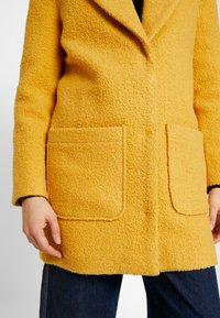 TWINTIP - Short coat - mustard - 5