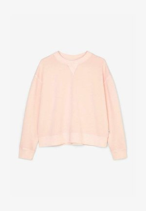 Sweatshirt - peach bud