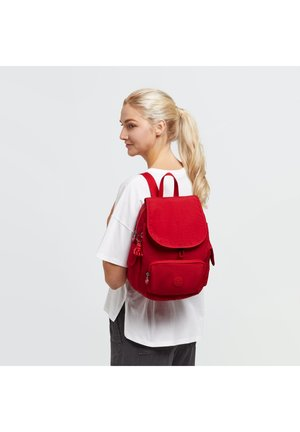 CITY PACK S - Zaino - red rouge