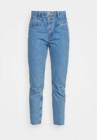 Trendyol - MAVI - Jeans straight leg - blue - 3