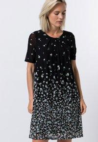 zero - Day dress - black - 0