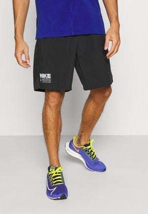 FLEX SHORT - Sports shorts - black