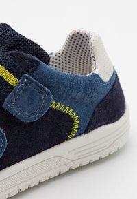 Superfit - EARTH - Touch-strap shoes - blau - 5