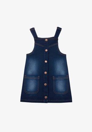 Denim dress - azul oscuro
