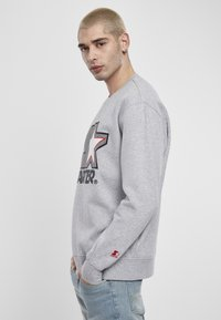 Starter - Collegepaita - heather grey - 3