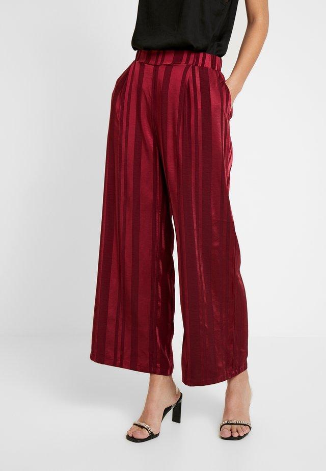 PANTS - Bukse - syrah