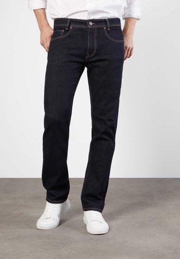 ARNE - Slim fit jeans - blueblack