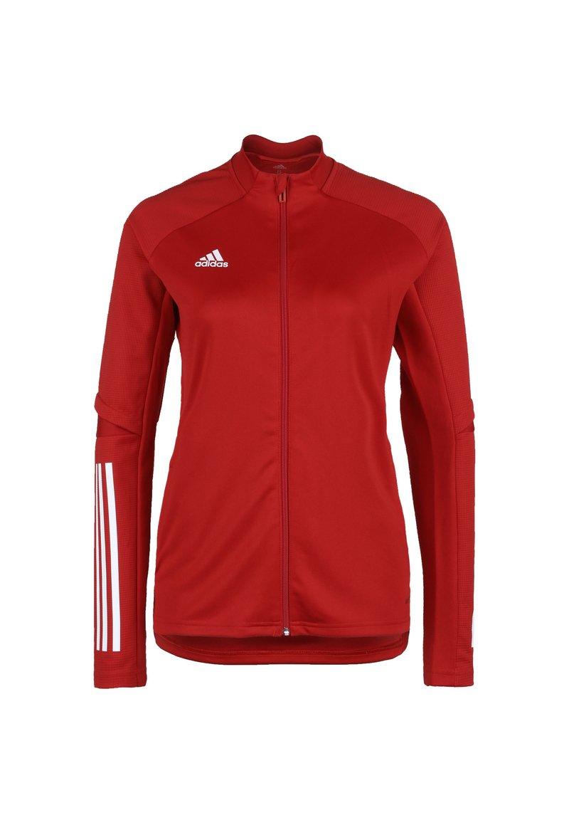 adidas Performance - CONDIVO  - Training jacket - team power red