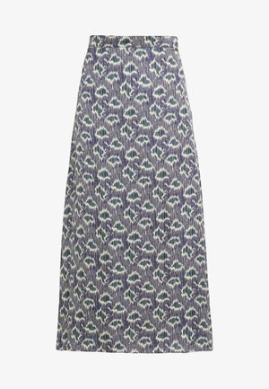 MARIE - A-line skirt - marine