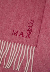 MAX&Co. - LISTA - Scarf - bordeaux - 5