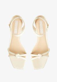 Mango - OUT - High heeled sandals - eisgrau - 1