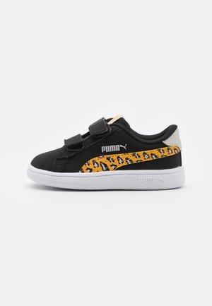 SMASH V2 ROAR  - Sneakers laag - black/mineral yellow