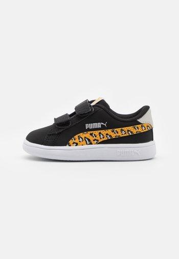 SMASH V2 ROAR  - Sneakers basse - black/mineral yellow